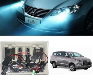 Trigcars Toyota Innova Crysta Car Hid Light