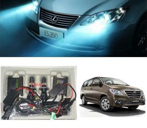Headlights and bulbs - Trigcars Toyota Innova New Car HID Light