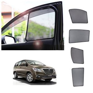 Trigcars Toyota Innova New Car Half Sunshade