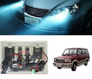 Headlights and bulbs - Trigcars Toyota Qualis Car HID Light