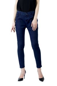 Waiverson Skinny Fit Women Dark Blue Jeans (code - Dp-dnm-db-1127_l)