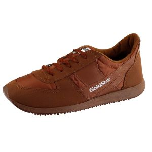 Gold Stars Brown Running Sport Shoe For Men (code - Goldstarbrown)