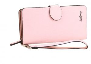 4676613bfe Baellerry Clutch Mobile Holder PU Leather for Women Pink (Code - N84531205)