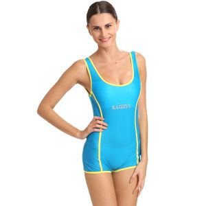 Fascinating Lingerie -scoop Neckline One Piece Swim-suit - (code - Flpliscwscsnopss01)