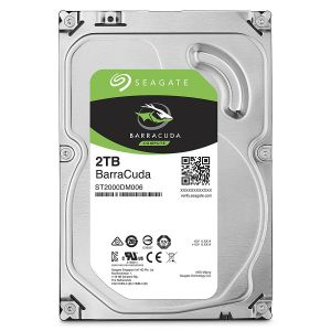Computers & Accessories - Seagate Skyhawk 2TB Surveillance Hard Drive - SATA 6Gb/s 64MB Cache 3.5-inch Internal Drive(Code - SG-HDD-2TB- DI)