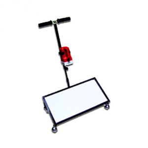 Under Vehicle Trolley Mirror With Torch(code - Rd-uvm-01-di)
