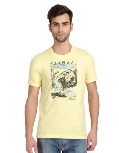 Kcjzoom Lemon Menz Tshirt - (code - 4001)