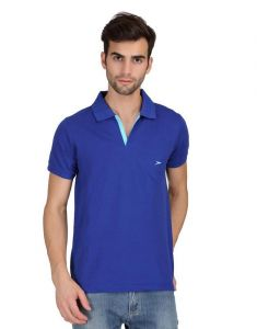 Kcjzoom Rblue Menz Tshirt - (code - 4003)