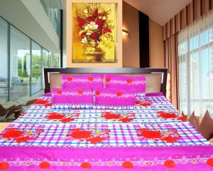 Double Bed Sheets - PANIPAT BED SHEETS