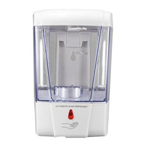 Automatic Bathroom Liquid Soap 700 Ml Sensor Equiped Soap Dispenser (white)