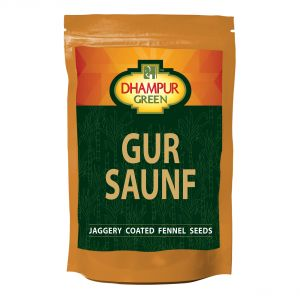 Dhampur Green Gur Saunf 150 ( Pack Of 3 )