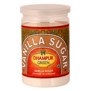 Dhampur Green Vanilla Sugar 325gm
