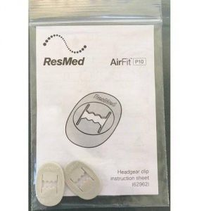 Resmed Airfit P10 Clips (single)