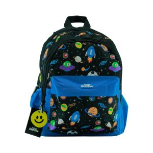 Smily Kiddos Fancy Junior Backpack (black)