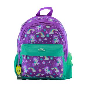 Smily Kiddos | Fancy Junior Backpack ( Purple )