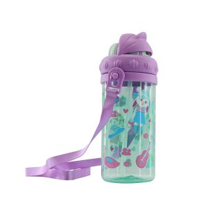 Smily Kiddos | Smily Sipper Water Bottle (light Blue)