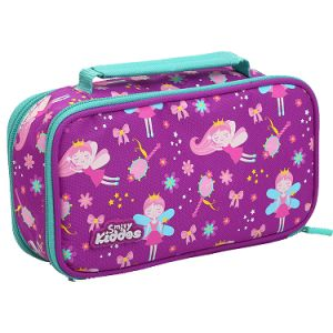 Smily Kiddos | Smily Multipurpose Pencil Case (purple)