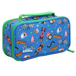 Smily Kiddos | Smily Multipurpose Pencil Case (blue)