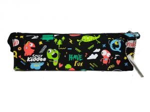 Smily Kiddos | Smily Tray Pencil Case ( Black )