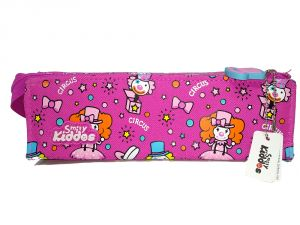 Smily Kiddos | Smily Tray Pencil Case ( Pink )