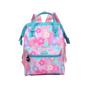 School Bags - Smily Kiddos  Smily Casual Backpack (Pink)