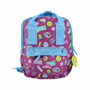 Smily Kiddos Smily Handy Junior Backpack ( Pink)
