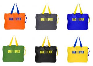 Asmi,Platinum,Ivy,Unimod,Ag,Bagforever Handbags - Bagforever Pack Of 6 Light Weight Shopping Bags 6 Months Warranty