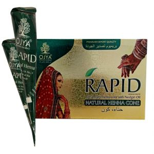 Personal Care & Beauty - OJYA Herbal Natural Henna Cone  (Pcs of 12)