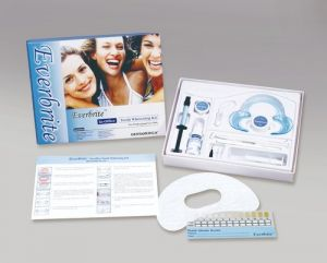 Chromadent Dental Everbrite-in-office 3 Patient Tooth Whitening Kit
