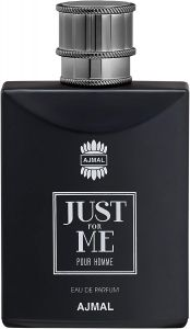 Ajmal Just For Me Gift Set For Men - ( Code-justforme_homme_giftset)