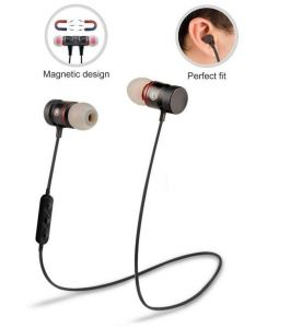 Avs Bluetooth Earphone Wireless Headphones For All Mobile Phone