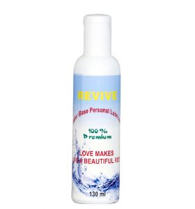 Hair Oils, Gels - Revive Water Based Lubricant 130ml