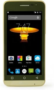 4G Smart Phone Alive S808 Python (gold, 16 Gb) (2 GB Ram)