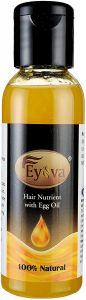 Eyova Egg Oil Anti Hair Fall Oil Promotes Hair Growth Controls Hair Fall (50ml)