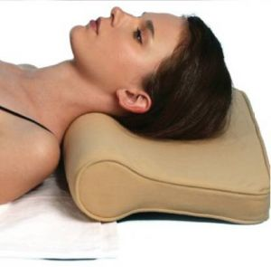 Kudize Cervical Pillow Spondylosis Neck And Back Pain Support Stress Universal Neck Support (code - Gr18-u)