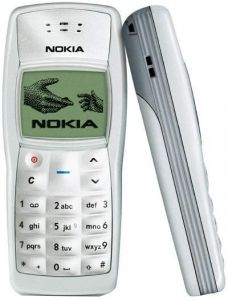 Mobile phones - Imported Nokia 1100 Mobile Phone