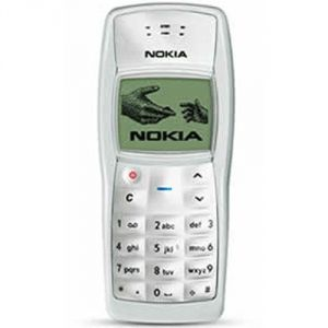 Nokia - Nokia 1100 (refurbished)