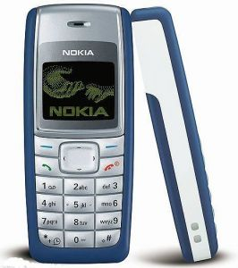 Mobile phones - Nokia 1110i GSM Mobile