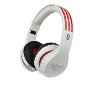 Bluetooth FM Stereo Radio MP3 Player HD On Ear Headphones