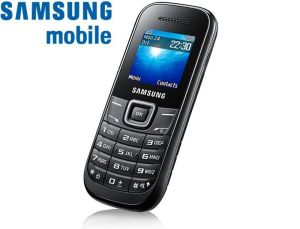 Samsung E1200 Guru Refurbished Single Sim Mobile