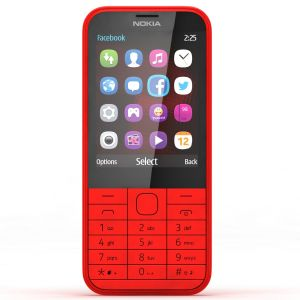 Mobile Phones, Tablets - Nokia 225 With 2MP Camera Dual Sim With Expandable Memory Imported Mobile