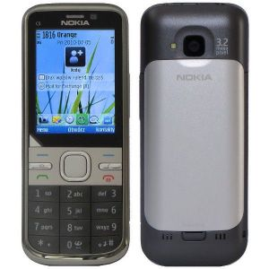 Nokia - Nokia C5-00 Mobile Phone (refurbished)