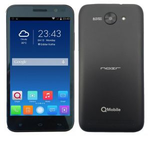 Qmobile Noir X600 With 16GB Internal Dual Sim Smartphone