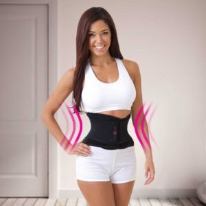 Slimming Body Shaper Belt Waist Shaper Belt Tummy Tucker Belt For Ladies