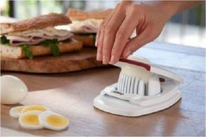 Set Of 2 Egg Cutter