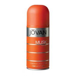 Jovan Deodorants - Jovan Musk (m) Deo 150ml - Deodorant - For Men - 200 Ml