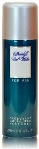 Davidoff Cool Water Man Deodorant Spray - For Men (200 Ml)