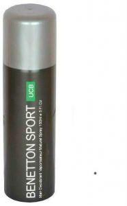 Benetton Man Deodorant Spray - For Men (150 Ml)