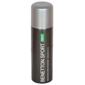 Benetton Sports Ucb Man Natural Spray Deodorant 200 Ml