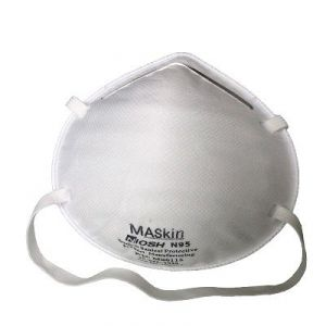 Maskin Swine Flu N95 Dust Mask 1pc